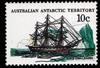 Ship Definitives Part 3,Australian Antarctic Division,Antartica,Antartic,AAT,FDC,FDC's,First Day Cover,First Day Cover,Stamp Collecting,Australian Antarctic Territory,Mawson,Davis,Heard Island,Macquarie Island,Australian Postal History,First Day Covers,Australian First Day Covers