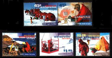 50th.Anniversary of ANARE,Australian Antarctic Division,Antartica,Antartic,AAT,FDC,FDC's,First Day Cover,First Day Cover,Stamp Collecting,Australian Antarctic Territory,Mawson,Davis,Heard Island,Macquarie Island,Australian Postal History,First Day Covers,Australian First Day Covers