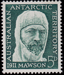 50th.Anniversary of 1911 Mawson Expedition,Australian Antarctic Division,Antartica,Antartic,AAT,FDC,FDC's,First Day Cover,First Day Cover,Stamp Collecting,Australian Antarctic Territory,Mawson,Davis,Heard Island,Macquarie Island,Australian Postal History,First Day Covers,Australian First Day Covers