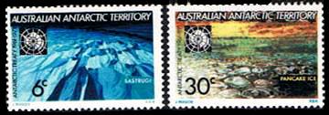 10th.Anniversary of the Antarctic Treaty,Australian Antarctic Division,Antartica,Antartic,AAT,FDC,FDC's,First Day Cover,First Day Cover,Stamp Collecting,Australian Antarctic Territory,Mawson,Davis,Heard Island,Macquarie Island,Australian Postal History,First Day Covers,Australian First Day Covers
