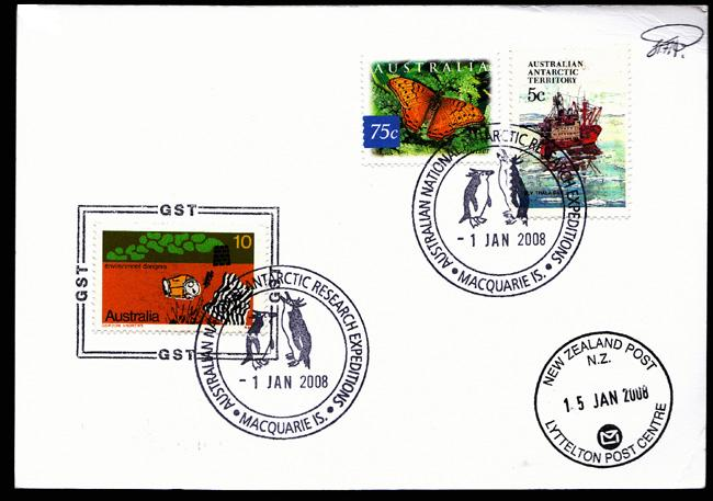 Australian Antarctic Division,Antartica,Antartic,AAT,FDC,FDC's,First Day Cover,First Day Cover,Stamp Collecting,Australian Antarctic Territory,Mawson,Davis,Heard Island,Macquarie Island,Australian Postal History,First Day Covers,Australian First Day Covers