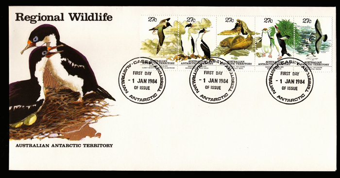 Australian Antarctic Division,Antartica,Antartic,AAT,FDC,FDC's,First Day Cover,First Day Covers,Stamp Collecting,Australian Antarctic Territory,Australian AntarcticaTerritory,ANARE,Mawson,Davis,Heard Island,Macquarie Island,Australian Postal History,First Day Covers,Australian First Day Covers